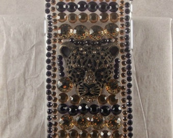 Leopard Bling Iphone 6/6s Case
