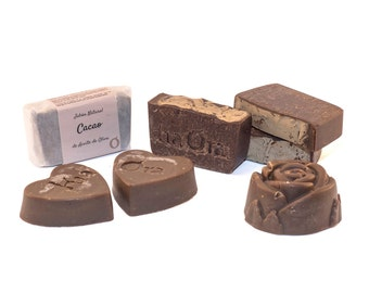 Natural cocoa SOAP