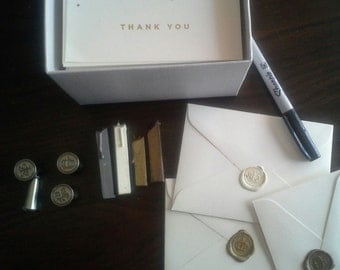 Hand writing service for invitations,  thank-you notes, and more!