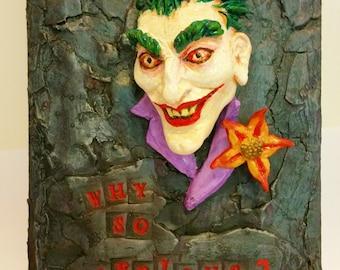 The Joker - Original Sculpture