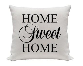 Graphic Print Throw Pillows