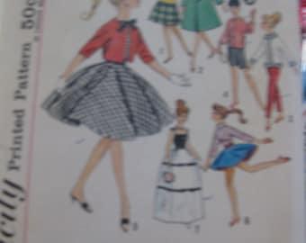 Patterns Simplicity Vintage 4700 (1964)