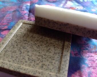 Vanilla Latte Soap/Scrub bar