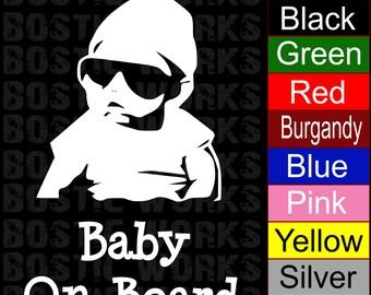 Baby On Board - Gangsta