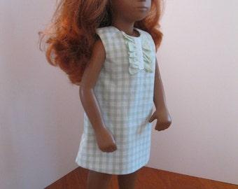 100% cotton sleeveless a-line Sasha Dress