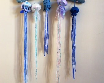 Jellyfish Decor