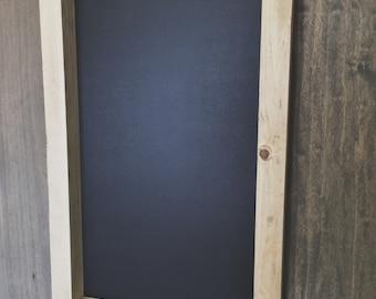 """Rustic Reclaimed Chalkboard 25x15"""""""