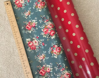 Waterproof fabric, Tarpaulin Fabric, DIY Bag (Like Cath Kidston)
