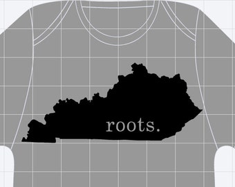 Can do any state!* Kentucky Roots onesie