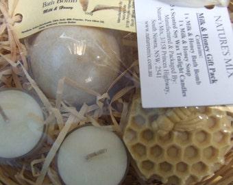 Milk & Honey Gift Pack
