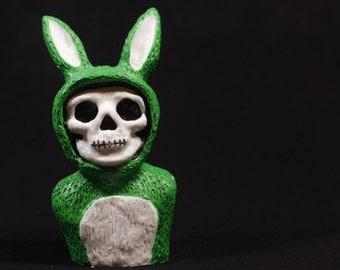Green Skull Rabbit