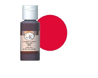 CK Products Red Candy Color 1.2oz