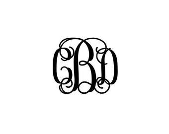 Personalized Monograms