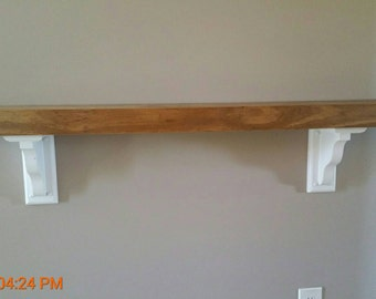 Shabby Chic Wall Shelf