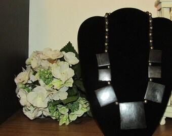 Slate Necklace