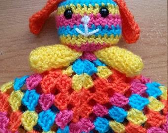 Baby stuggle blanket /toy