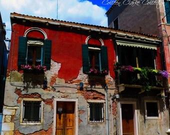 Doorway Venice, Italy