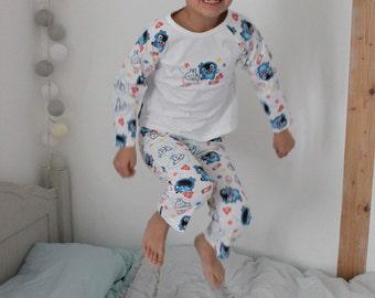 Pyjama boy Tiguidou