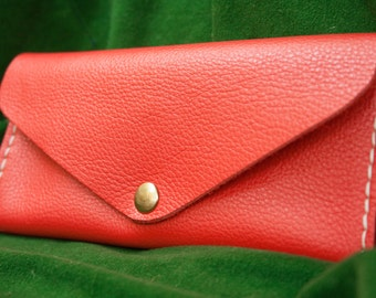 My Red Babe - Genuine Leather Wallet