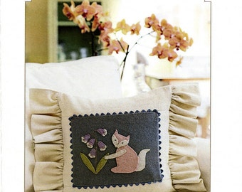 Bunny Hill designs Fiona Fox pattern,
