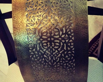 MOROCCAN Wall lantern/sconce