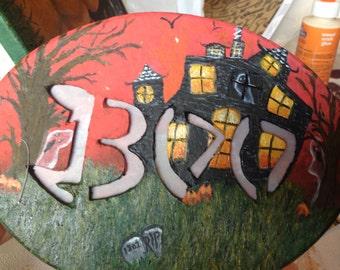 "Halloween ""BOO"" Box"