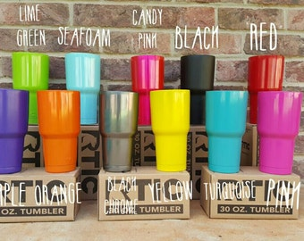 Powder coated RTIC 30 oz on SALE NOW!