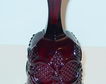 Avon Cape Cod Collection Ruby Dinner Bell
