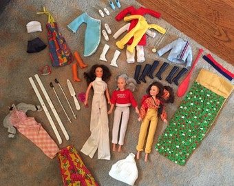Charlie's Angels Barbie Dolls