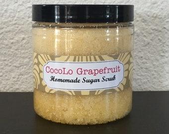 CocoLo Grapefruit Sugar Scrub