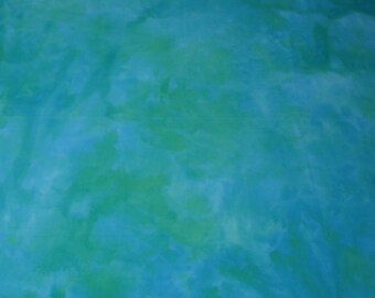 Hand Dyed Fabric 49