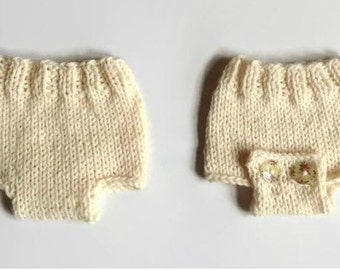 Diaper Cover Knit Pattern, Diaper Cover Pattern, Knit Diaper Cover Pattern, Knit Pattern