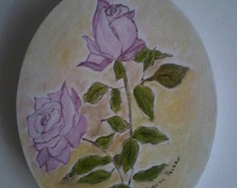 Pair rose