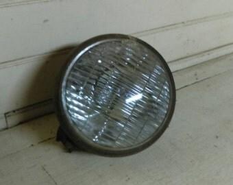 Vintage Ford Tractor 6V Headlamp