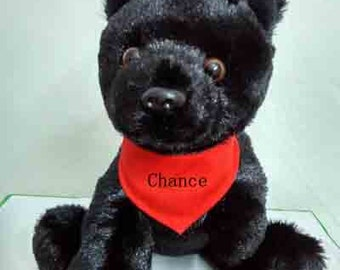 Chance The Incredible Plush Toy Dog
