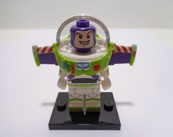 "LEGO Minifigure ""Series Disney"" BUZZ the Flash"