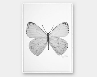 Printable wall art, Black and White, Pencil drawing, Fine art prints, Prints illustrations, Printable artwork, Modern Wall decor,