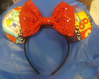 School Days Mouse Ears