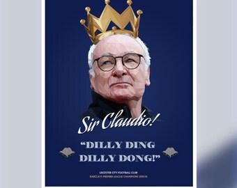Leicester City: Sir Claudio Ranieri