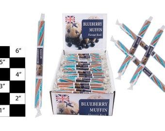 blueberry muffin rock sticks 10-100