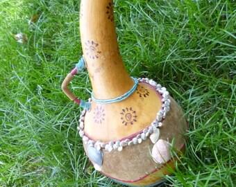 Gourd Water Jug Handmade