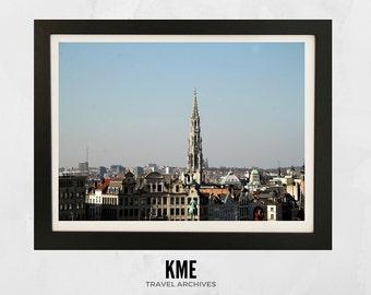 Brussels, Belgium: Print 016
