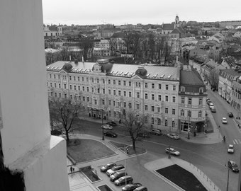 Vilnius - Collection of 5 Photographs (4x6)