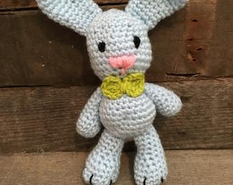 Crochet Amigurumi Bunny