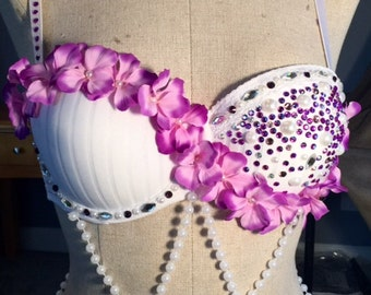 SALE!Festival Rave Bra Custom Made