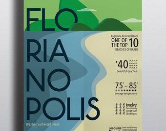 Florianopolis Infographic
