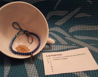 Sanctuary charm bracelet