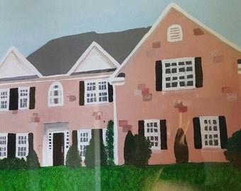Custom Landscape Painting