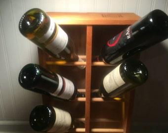 Napa Valley Wine Rack
