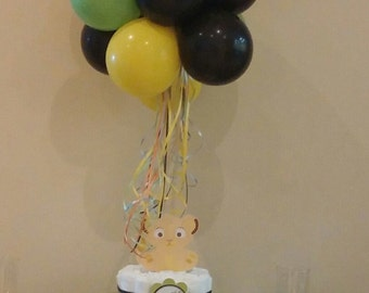 Baby Lion King Centerpieces